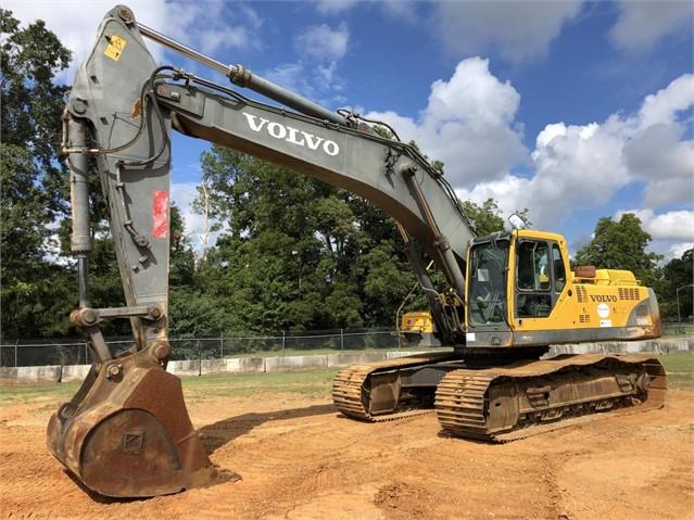 VOLVO EC460B LC For Sale In Montgomery, Alabama | MarketBook