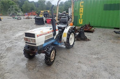 MITSUBISHI Tractors For Sale - 7 Listings | TractorHouse com