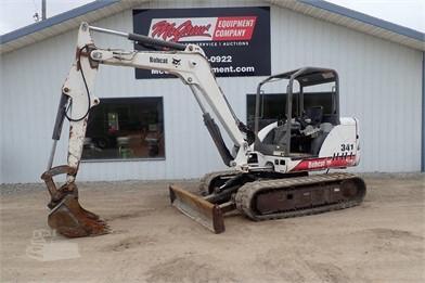 BOBCAT 341 For Sale - 13 Listings   MachineryTrader com