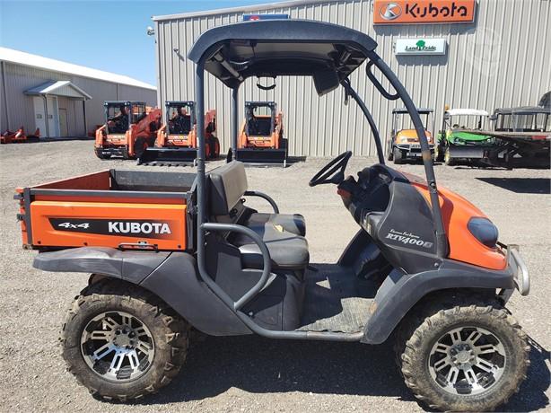KUBOTA RTV400CI Utility Utility Vehicles For Sale - 24