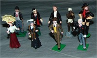 Lot of Unknown Makers Figures.