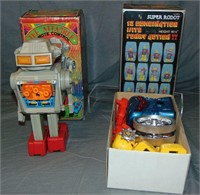 2 Boxed Robots