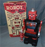 Boxed Marx Robot And Son