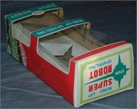 2 Boxed Aoki, Japanese Robot Wind-Ups