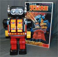 2 Boxed Japan Robots