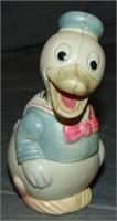 2 Celluloid Disney Donald Duck Toys