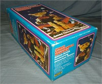 2 Boxed Variations Space Commander Robots