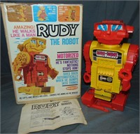 Boxed Remco Rudy The Robot