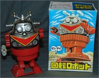 Assorted Vintage Robots