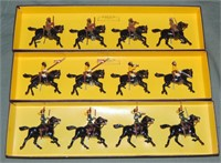 3 Boxed Modern Britains Soldier Sets