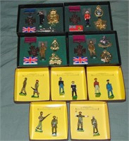 7 Britains Sets D-Day & War Heroes