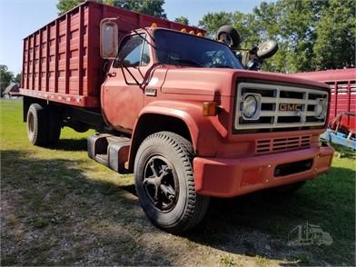GMC TOPKICK C6500 Trucks For Sale - 164 Listings