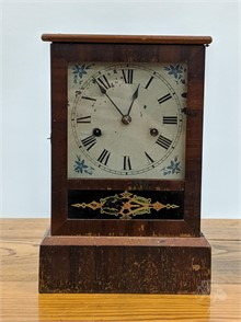 Antique Clock Other Items For Sale 1 Listings