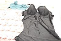 Swimsuit, Short Size XL & Assorted Bra's