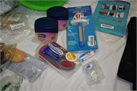 Group of Assorted Baby Items, Hamster Wheel,