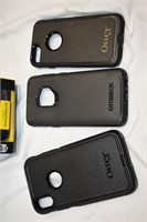 Group of Assorted Otter Boxes (Various Sizes)