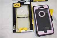 Group of Otter Boxes & Phone Case