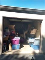 September  Online Storage Unit Auction