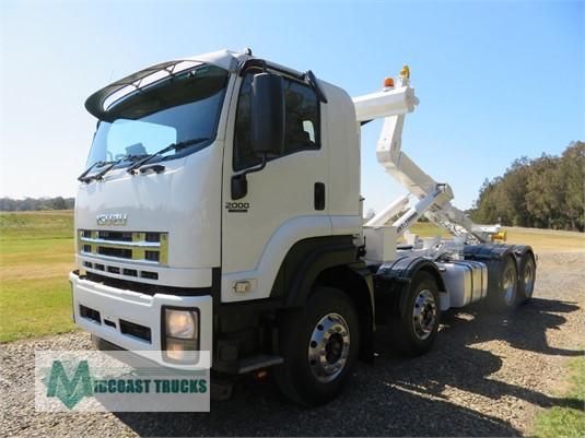 2013 Isuzu FYJ 2000 Medium Auto Midcoast Trucks - Trucks for Sale