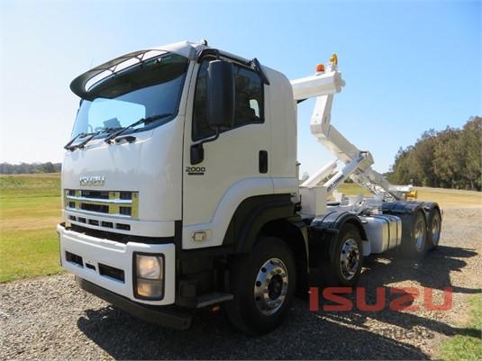 2013 Isuzu FYJ 2000 Medium Auto Used Isuzu Trucks - Trucks for Sale