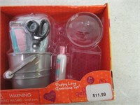 """As Is"" The Is Our Story Puppy Love Grooming Set"
