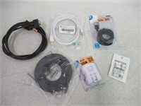 Lot of Various Cables