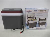 """Used"" Koolatron P25 26-Quart FunKool Cooler"