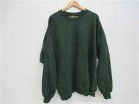 Hanes Men's 3XL Ecosmart Fleece Sweatshirt, Deep