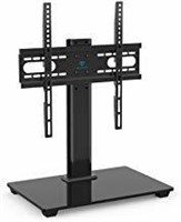 PERLESMITH Universal TV Stand Table Top TV Stand