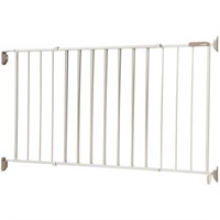 Safety 1st Wide & Sturdy Sliding Gate, Taupe