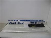 POLARWAVE PW-70P 15' Plastic Blade Roof Rake