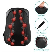 Naipo Back Massage Cushion with Kneading And
