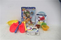 Lot of Outdoor Activity Toys For Children