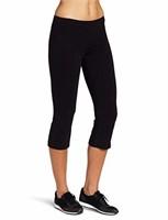 Spalding Women's Medium Capri Flare Leggings,