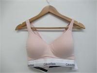 Calvin Klein Women's XL Lift Bralette, Pink