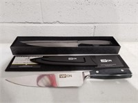 """Vipon Professional Chef Knife 8"""" Stainless Steel"""