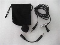 Industry Standard Sound Quality Lavalier Lapel