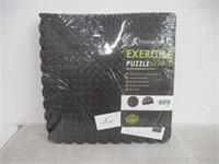 ProSource Puzzle Exercise Mat 13 mm (0.5), EVA