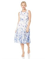 Gabby Skye Women's 10 All Over Floral Printed