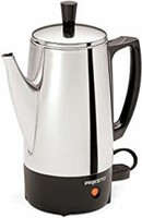 Presto 02822 6-Cup Stainless-Steel Coffee