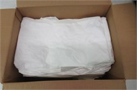(25) Dupont Tyvek Lg Protective Coverall,