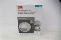 "3M""¢ Particulate Respirator, 8210+, N95, 20"