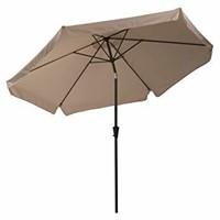 CorLiving PPU-220-U Tilting Patio Umbrella in