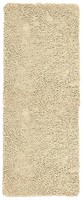 Lavish Home Memory Foam Shag Bath Mat 2-Feet by