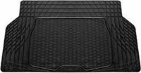 FH Group F16403BLACK Cargo Mat Fits Most Sedans,