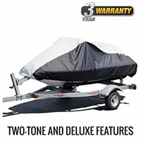 """Budge Deluxe Jet Ski Cover Fits Jet Skis 116"""" to"""