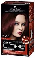 (2) Schwarzkopf Color Ultime Permanent Hair Color