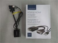 Insignia VGA / HDMI Adapter NS-PV8795H-C