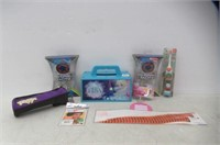 Lot of Assorted Toys/Accessories For Girls & Boys