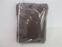 """Odyssey 84"""" Panel Curtains - Brown"""
